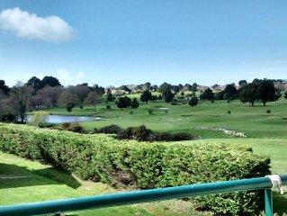 Appartement, superbe vue sur le golf