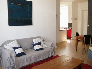 Apartment of 53 m2, 2 rooms, on the 1st floor of