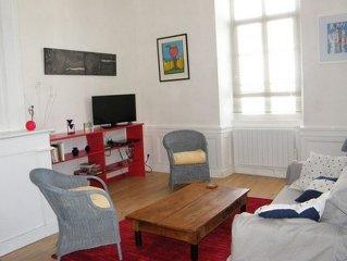 Appartement de 53 m2, 2 pieces, au 1o etage d'un immeuble