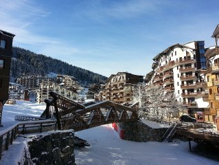 family chalet in the heart of the 3 Valleys area Courchevel 6 people
