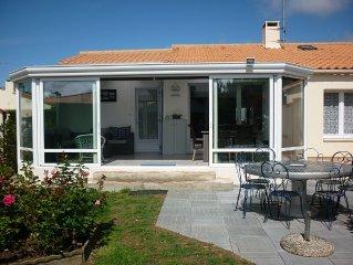 Tres Jolie villa proche mer pour sejour inoubliable  de 395€ a 1200€ la semaine