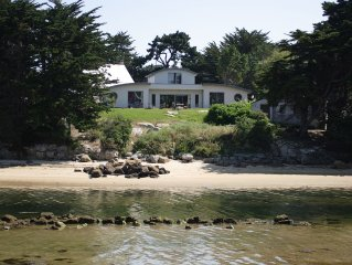 Sablettes, sleeps 8, waterfront
