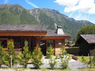 Petit chalet de charme à Chamonix-Mont-Blanc