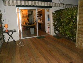 studio apartment cabin 4 people - PYLA SEA