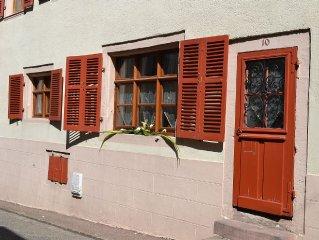 Location de vacances a Ribeauville