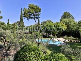 Saint Remy de Provence a 8 KM, tres belle maison provencale - Piscine - A/C