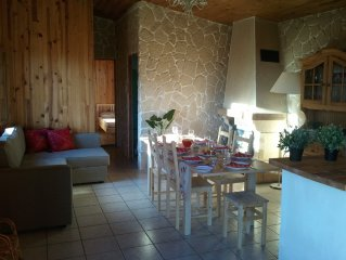 Chalet 12 people. Warm!favorite offer!Near station. IDEAL family!