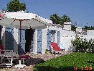 Maison Traditionnelle Noirmoutrine a NOIRMOUTIER pour 4 personnes