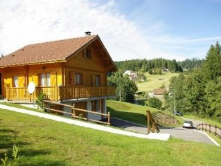 Detached chalet 7 minutes away from Gerardmer