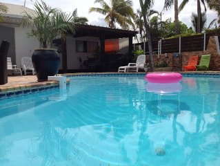Holiday Rental in quiet location