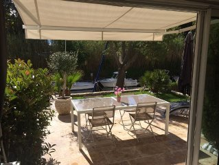 Apartment with quality services, Port Cogolin, Gulf of Saint-Tropez