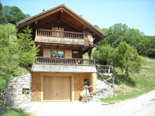 Rental Le Grand-Bornand chalet for 4 people
