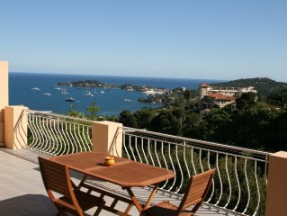 Apartment - close to Nice and Monaco - sea view