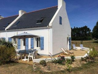 Recent house in hamlet Bellilois