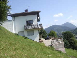 Grand chalet for 14 people in Bussang.