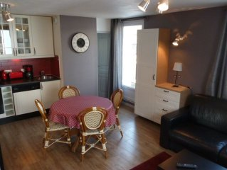 2 room apartment Thonon center