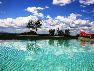 House with pool. French Provence. Very Quite and nice view