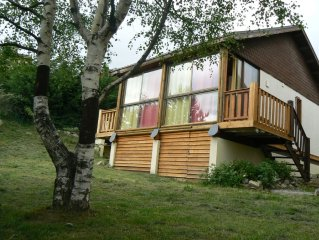 Chalet Individuel bolquere  domaine skiable font-romeu pyrenee 2000