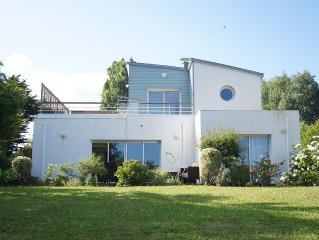 Villa Saint Marc sur Mer near La Baule 3 minutes walk from the beaches 6-8