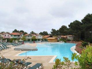 House 6 People - Domaine du Golf in Résidence Pierre et Vacances