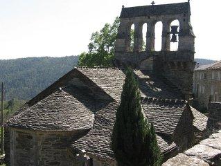 Vacances authentique en  Cevennes  Ardechoise