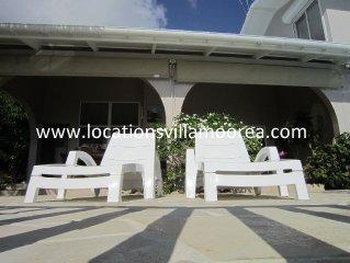 Villa Moorea Piti - avec piscine privée - Domine le lagon de Moorea