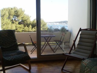 Studio ds beautiful park views and sea, the Tamar