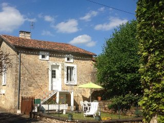 Gite La Fouillardie, comfort for 4/6 people