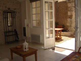 Small charming house in the heart of the Loire castles