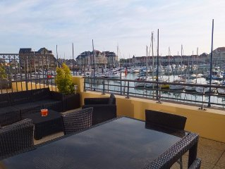 Luxury Loft Apartment Cabourg 6 People