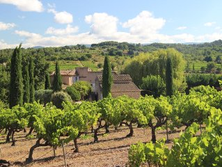 Campaign Melan seventeenth family farmhouse, charm and comfort in the vineyards