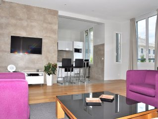Luxurious flat in the heart of Antibes