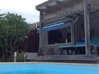 Villa dans les Hauts de Saint Francois