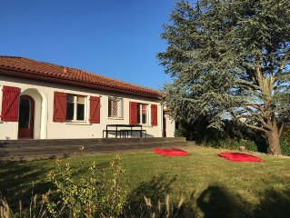 Charmante Villa Basque au coeur de Guethary