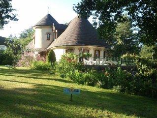 Belle villa  ideale pour famille avec jardin