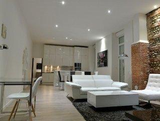 Loft de luxe pour 2 a 4 personnes - quartier Jean-Jaures