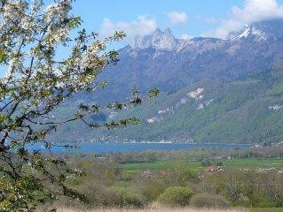 Joli T4 pres du lac d'Annecy