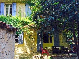 La Ciotat -  jolie Maison - 150m plage -jardin -parking - Proximite Calanques