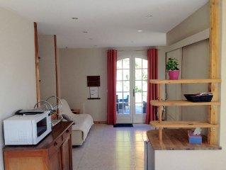 Studio cosy proche de Nice, Spa