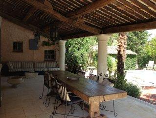PROMOTION - 30% - Location vacances en Provence pour 8 personnes
