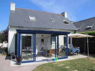 HOLIDAY HOUSE LOCATION NEAR SEA AND BEACHES ERQUY
