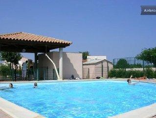 Maison 4 personnes (+Bz d'appoint) à Sorède proche d'Argelès et Collioure.