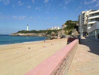 Studio tout confort à quelques marches de la magnifique plage du Miramar