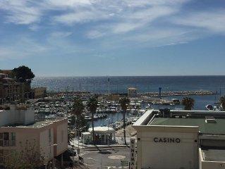 appartement vue sur mer a 180° a Carry le Rouet