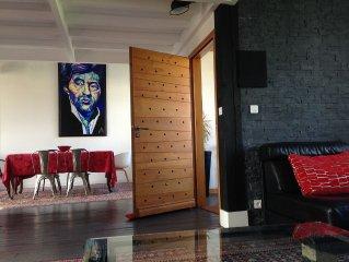 LOFT design, Biarritz, proche centre-ville et plage, pour 4