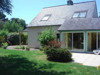 Great house - La Trinite sur Mer - South Brittany