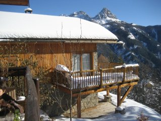 Renting a luxury chalet in the mountains, in Pra-loup