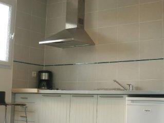 studio Neuf De Style  (loft)  Dans Villa comprenant 2 studios 300m De La Plage