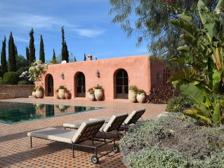 Charming house with a private cook in the countryside of Essaouira