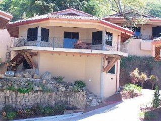 Charming Villa with Pacific Ocean Views in Gated Community